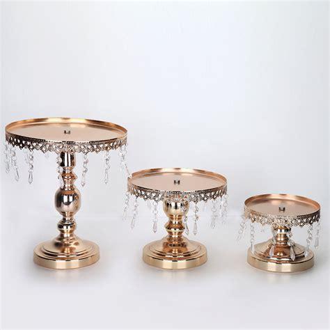 buy pcsset wedding decoration gold iron