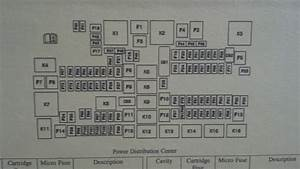 2013 Fuse Box Layout - Dodge Ram Forum
