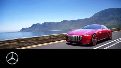 vision mercedes maybach  trailer youtube