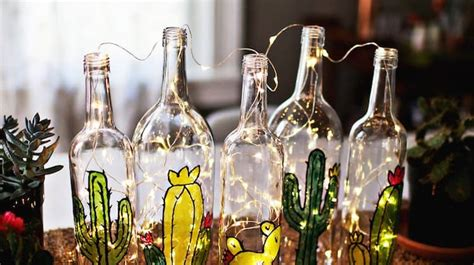 13 Cool Recycling Projects With Glass Bottles