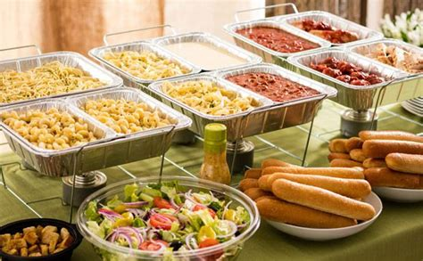 create your own pasta station 10 guests friday pasta bar in 2019 wedding buffet