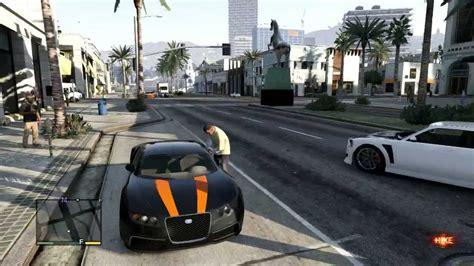 Gta 5 Bugatti Live Streaming!
