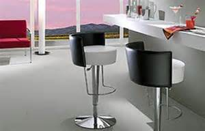 chaise de bar cuir 20 chaises de bar pour cuisine ouverte design bookmark 7655