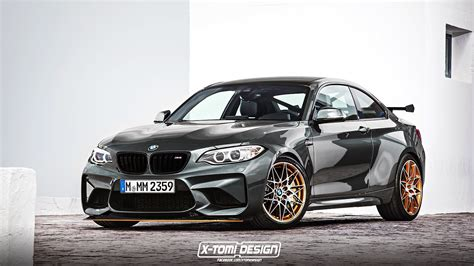 Bmw M2 Cs Will Be Sold Under The M2 Competition Name