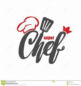 French Cuisine Chef Logo Vector Illustration ...