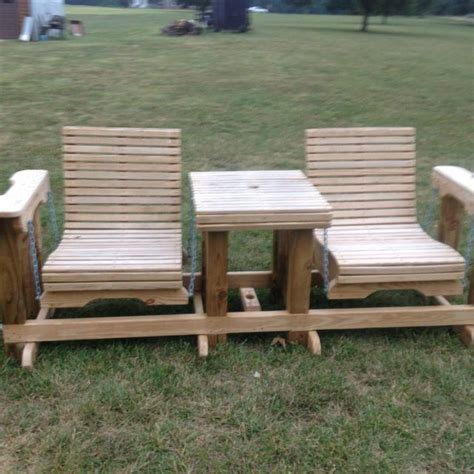 hand  porch glider  images diy patio