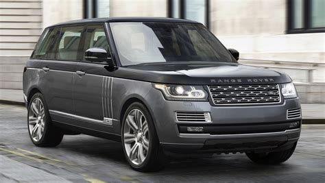 Range Rover Svautobiography Is The New Rangetopper Of The