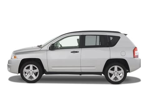 jeep compass side 2007 jeep compass reviews and rating motor trend
