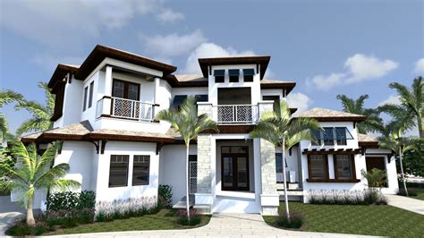 home design florida residential house plans portfolio lotus architecture
