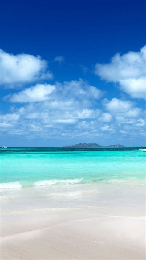 768x1366 Exotic Beach Surface rt wallpaper