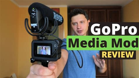 media mod gopro worth youtube