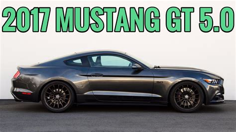 2017 Ford Mustang Gt 5.0 Review!