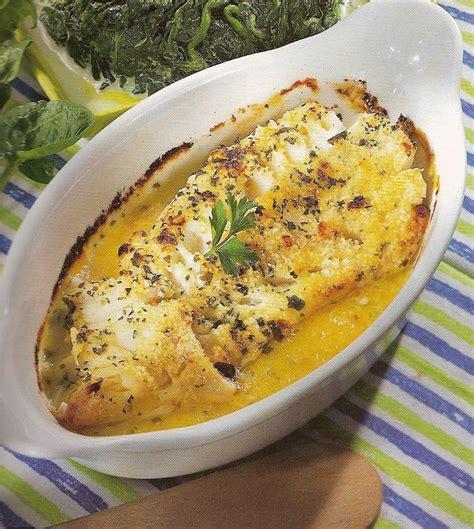 cuisiner filet de julienne petits plats du chef gratin de julienne ou poisson à la