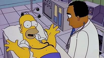 Doctor Homer Infierno Simpson Cuenta Lugar Estado