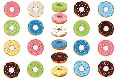 Clipart Donut Dozen Donuts Transparent Graphics Webstockreview