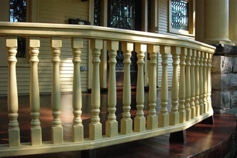 deck railing paint fails sl spindles