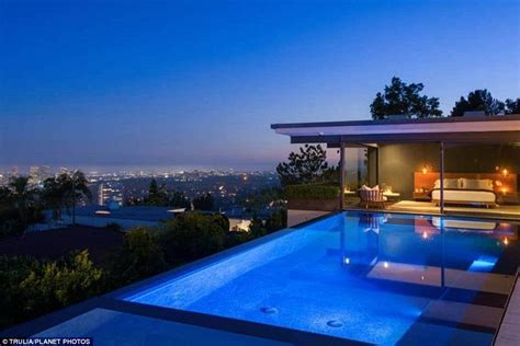 Matthew Perry sells his Hollywood Hills home for $12 ...