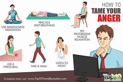 Anger Tame Ways Control Remedies