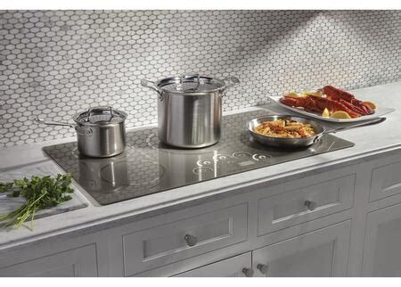 ge monogram zhursjss   silver  element  cooktop appliances connection