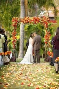 fall weddings 36 awesome outdoor décor fall wedding ideas weddingomania