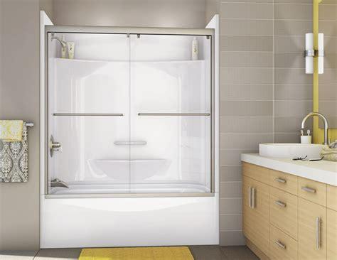 Corner Showers Kits by Kdts 3060 Alcove Or Tub Showers Bathtub Maax