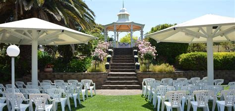 one of the best gardens for wedding in adelaide