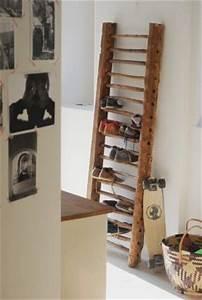 Ideen Für Schuhschrank : die 25 besten ideen zu schuhregal auf pinterest schuhwand stauraum und schuh organizer ~ Markanthonyermac.com Haus und Dekorationen