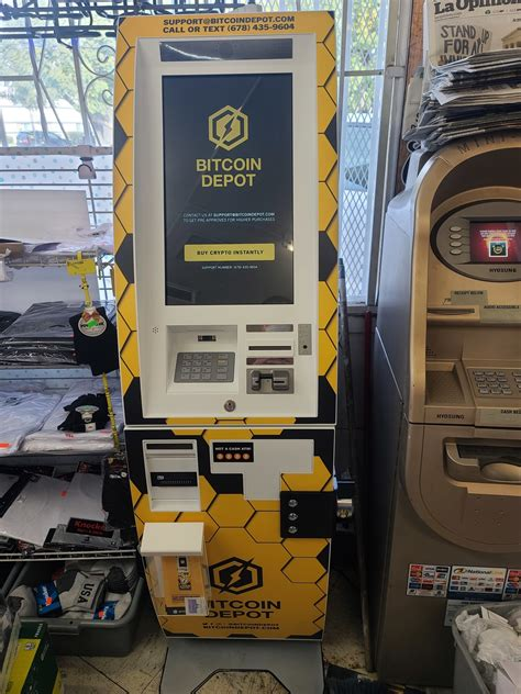 Total number of bitcoin atms / tellers in and around mississauga: Crypto ATMs Near You - Bitcoin Depot