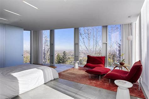 Home Interior 360 View : Glass House With 360 Degree View Of The Mountain
