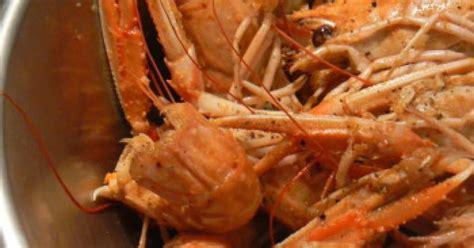 comment cuisiner des langoustines comment cuire les langoustines