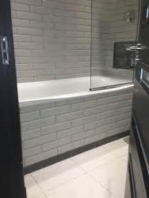bathroom paneling ideas 25 best ideas about bath panel on tiled bathrooms grey bathroom interior and