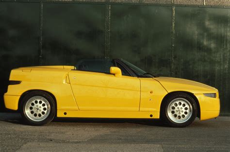 Alfa Romeo Rz by Alfa Romeo Rz Technical Details History Photos On Better