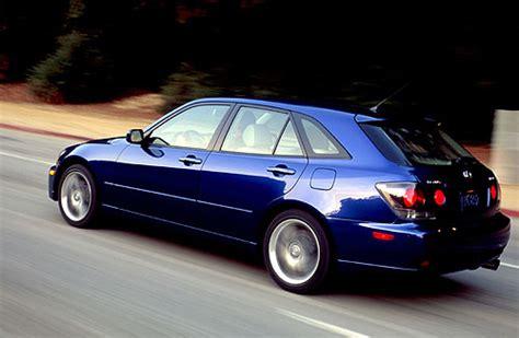 Report Lexus Planning Wagon For Nextgen Is Series