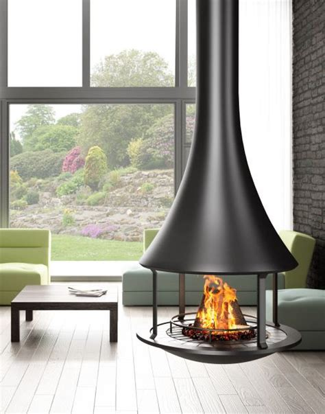 suspended stoves fires images  pinterest