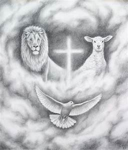 33 best Lion And Lamb Tattoo Drawings images on Pinterest ...