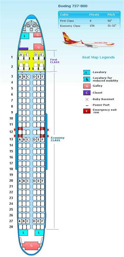 Boeing 737 800 Seating Plan British Airways Brokeasshome com