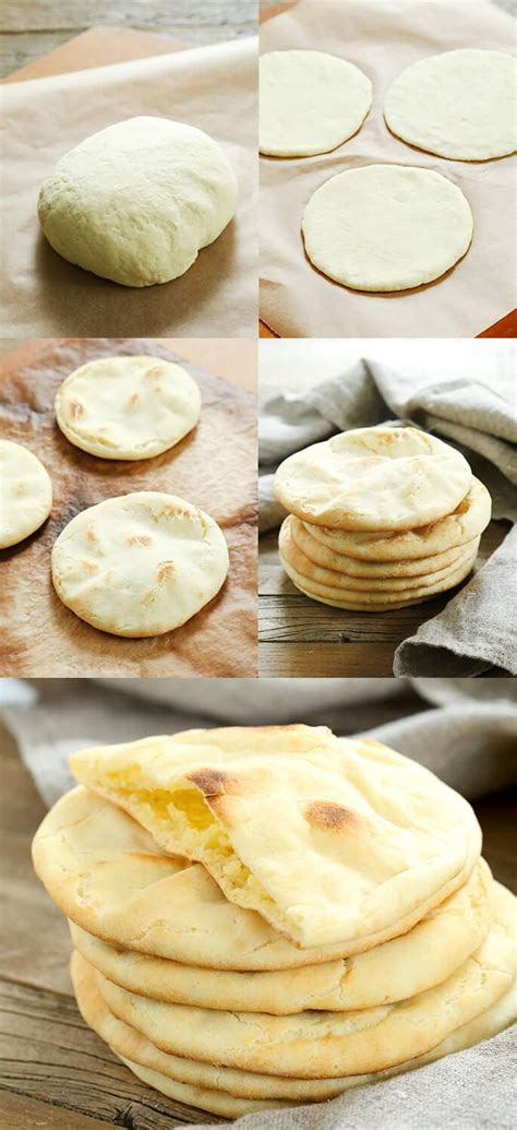 bread with yeast step by step gluten free pita bread recipe gluten free on a shoestring