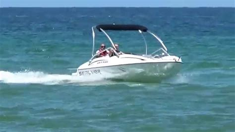 Ski Boat Australia by Jet Ski Boats Australia Presents Sealver 525