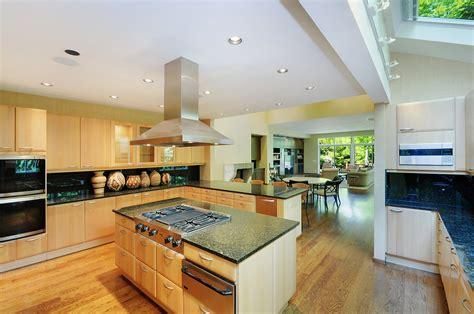center island designs for kitchens 30 fotograf 237 as de maravillosas cocinas con isla estreno casa 8083