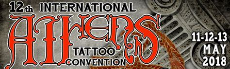 athens tattoo convention   top  shows