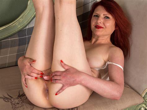 Redhead Mature Solo Anilos HD Porn Video XHamster