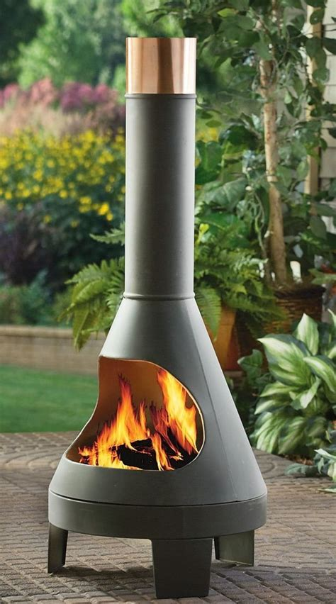 chiminea diy this pin was discovered by house of hipsters eclectic