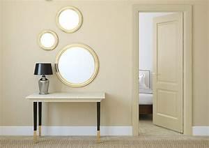 Streich Ideen Wohnzimmer : t ren in der wandfarbe streichen das vergr ert bild 6 sch ner wohnen ~ Eleganceandgraceweddings.com Haus und Dekorationen