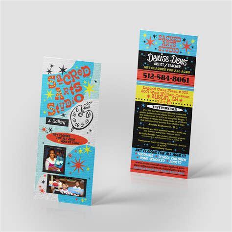 Rack Cards  Jakprints, Inc