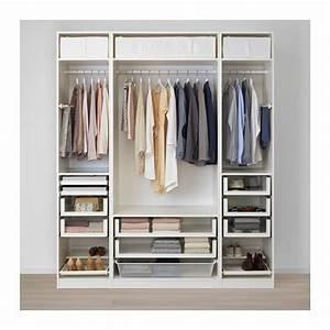 Begehbarer Kleiderschrank Ikea Pax : pax kledingkast 200x58x236 cm ikea ~ Orissabook.com Haus und Dekorationen