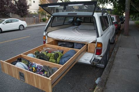 wood truck bed you can make this awesome diy adventure truck pics Diy