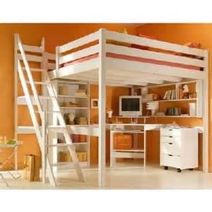 Lit Mezzanine 2 Places Adultes Avec Escalier by Escalier De Meunier Dans Mezzanine Achetez Au Meilleur