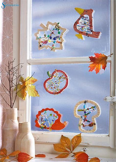 Herbstdeko Kinderzimmerfenster by Fensterdeko Herbst Grundschule Fensterdeko F R Herbst Und