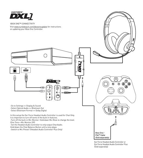 turtle headset xbox 360 wire diagram 42 wiring