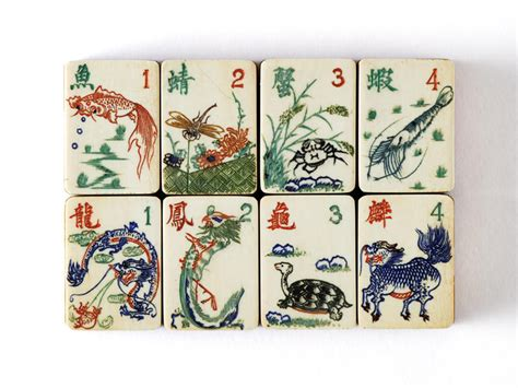 mah jong tiles tiles big happiness a brief history of mah jongg